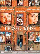 Affiche 40x60cm CHASSÉ CROISÉ /THE NIGHT WE NEVER MET 1994 Matthew Broderick NEU