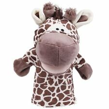 Aambi Creations Giraffe Hand Puppet Animal Baby Education Play Toy