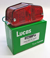 GENUINE LUCAS 564 REAR LIGHT - BSA NORTON TRIUMPH MATCHLESS AJS 1955-70 LU53454