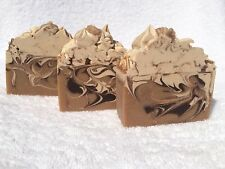 Homemade Milk Oatmeal Soap & Honey Bar Soap Natural Handmade Gentle Milk Soap
