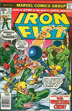 Iron Fist # 11 (John Byrne) (Estados Unidos, 1977)