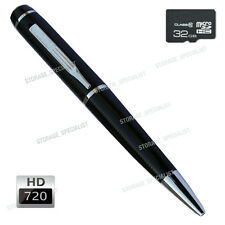 Pen Camera Mini DVR 720P HD Video USB Flash Security Recorder Cam no SPY Hidden