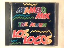 LOS LOCOS Mambo mix - The album cd