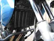 Rugged Roads - BMW F650GS Twin - Black Radiator Guard - 4001