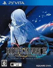 Used PS Vita Chaos Rings III 3 -Prequel Trilogy- Japan Import (Free Shipping)