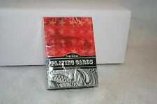 1 Deck of Cards Poker Size Playing Cards Single Deck Made In The U.S.A. NEW