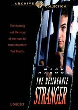 THE DELIBERATE STRANGER (1986 Mark Harmon) - Region Free DVD - Sealed
