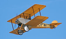 1/4 Scale Sopwith Tabloid / Giant Scale RC AIrplane Printed Plans & Templates