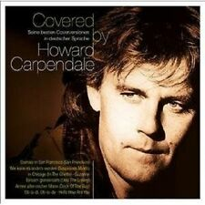 "HOWARD CARPENDALE ""COVERED BY"" 2 CD NEU"