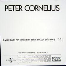 CD / PETER CORNELIUS / PROMO / AUSTRIA / RARITÄT /