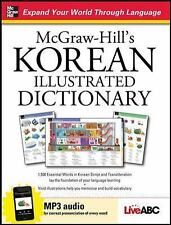 McGraw-Hill's Korean Illustrated Dictionary by Live ABC