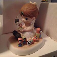 Precious Moments TAKE JOY IN THE LITTLE THINGS Russian Dolls Figurine NIB 131010