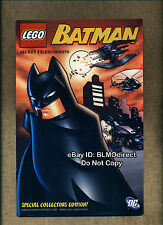 Batman Secret Files Origins #1 VF/NM Lego Variant SDCC San Diego Comic Con
