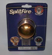 Splitfire electrical gauge mounting cup - Gold, (52mm) SC105E