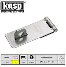 Kasp Traditional Security Hasp & Staple For Padlock/Lock Door/Gate/Shed K21095D