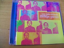 SAVAGE GARDEN TRULY MADLY COMPLETELY  THE BEST CD MINT-