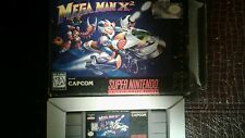 Mega Man X2 (Super Nintendo Entertainment System, 1996)