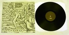 "Morbid Angel ""Laibach Remix"" Vinile Nero - ORIGINALE INCISIONE"