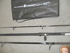 Excellent 12ft Ron Thompson Seaquest Beachcaster surf rod 3-8ozs 3 pc