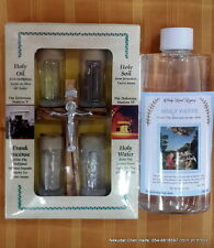 Anointing oil  gift set  and Holy water Jordan river-   250 ml