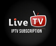 IPTV subscription 3 months MAG 254 MAG 250 Android Tv box Fire TV 2000 channels