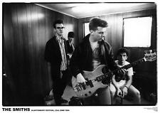 "SMITHS / THE SMITHS POSTER ""GLASTONBURY FESTIVAL 1984"""