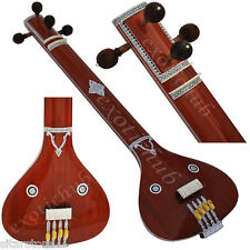 BUY TANPURA~TANPURI~TAMBORA~TAMBURA~DRONE~SHRUTI~TUN WOOD~FLAT BACK~GREAT SOUND~