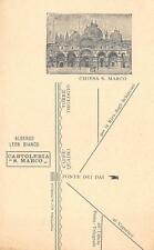 2728) VENEZIA CARTOLERIA S.. MARCO CARTOLINE ILLUSTRATE.