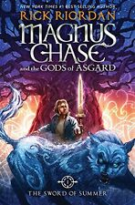 Magnus Chase and the Gods of Asgard, Book 1: by Rick Riordan (Hardcover) NEW
