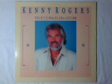 KENNY ROGERS The hit singles collection lp GERMANY