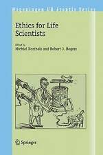 Ethics for Life Scientists (Wageningen UR Frontis Series)-ExLibrary