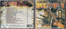 CD BLUES 20t B.B. KING/REED/HOOKER/WALTER/RUSH/MABON