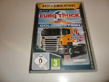 Pc euro truck simulateur-or-Edition