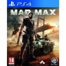 Mad Max PS4 PlayStation 4 NEW DISPATCH TODAY ALL ORDERS BY 2PM