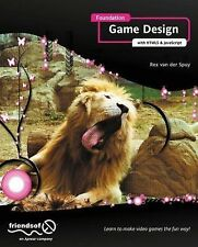 Foundation Game Design with HTML5 and JavaScript by Rex van der Spuy (2012,...