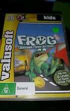 FROG Frantic Rush Of Green PC GAME - FREE POST
