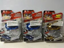 Bandai Power Rangers Super Samurai Lot of 3 Action Figures MIP Water X2 Light