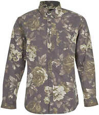 Insight Cheeba Cheeba Button Down Shirt (XL) Kool G Khaki
