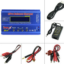 US Plug Imax B6 Lipo Nimh Nicd RC Battery Balance Charger Discharger+AC Adapter
