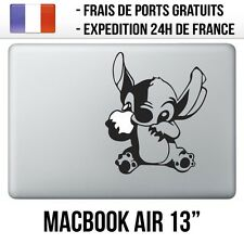 "Sticker Macbook Air 13"" - Stitch"