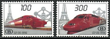 Belgique - TRV1/2 - Thalys - 1998 - MNH