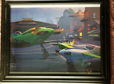 Disney Store Exclusive Limited Edition PLANES Lithograph 10 x 14-Airport