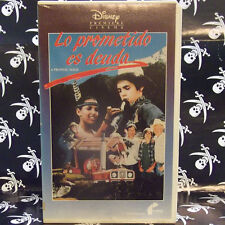 LO PROMETIDO ES DEUDA (Beau Bridges) VHS . Millie Perkins Courtney Thorne-Smith