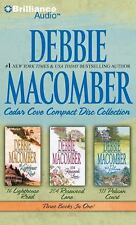 Debbie Macomber Cedar Cove CD Collection 1 : 16 Lighthouse Road, 204 Rosewood...