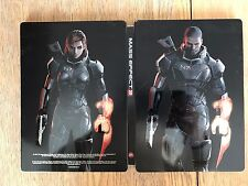 Mass effect 3 steelbook G1 inclut game-xbox 360