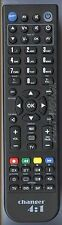 4-in1 Remote Control USB Programmable universal PC. for TV, DVD, SAT, AUX
