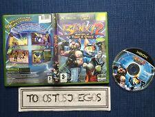 Blinx 2 Master Of Time & Space Xbox BUENA CONDICION