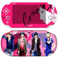Skin Decal Sticker For PS Vita Slim PCH-2000 Series Console POPSKIN-Catherine 12