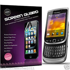 2 Pack High Quality Excellent Scratch Screen Protector for BlackBerry Torch 9810