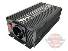 Spannungswandler Wechselrichter Reiseadapter sinus 24V-230V 600W (SIN-600-24V)